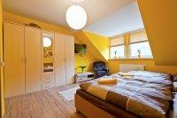 Zimmer 4 der Pension in Schönburg / Naumburg